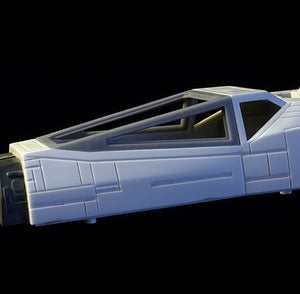 Canopy frame for 1/29 Revell X-Wing