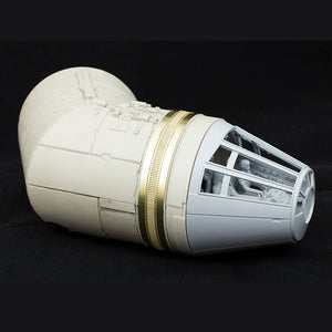 Complete Cockpit Replacement Set for 1/43 DeAgostini Millennium Falcon V.2