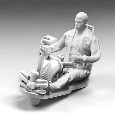 Additional Figures for 1/43 Scale Millennium Falcon TFA misc
