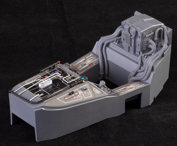 Cockpit Set for 1/18 DeAgostini X-Wing with Photo-Etched Parts