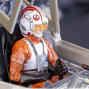 Pilot Type A for 1/18 DeAgostini X-Wing Cockpit
