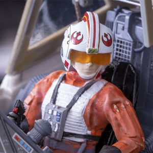 Pilot Type B for 1/18 DeAgostini X-Wing Cockpit