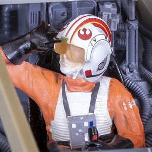 Pilot Type C for 1/18 DeAgostini X-Wing Cockpit