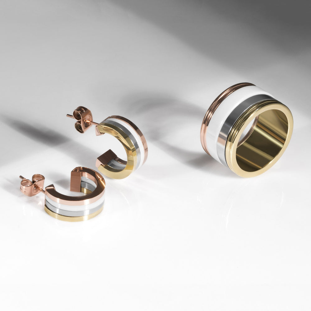 mia-acier-inoxydable-stainless-steel-white-ceramic-rosegold-ring-earring