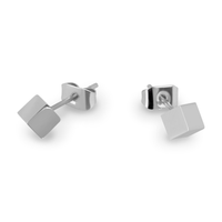stainless-cubic-stud-earrings-hypoallergenic-boucles-oreilles-fixes-cubes-acier-inox-hypoallergénique-T411E026-MIA
