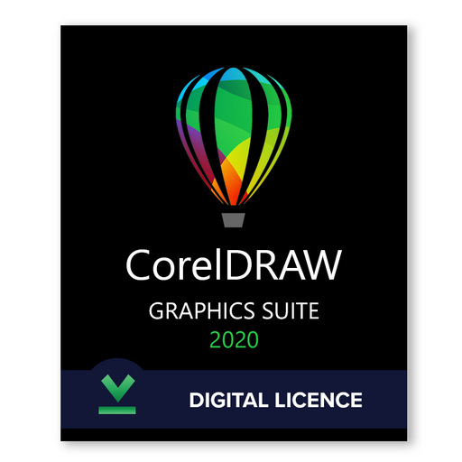 CorelDRAW Graphics Suite 2020 - Licență digitală