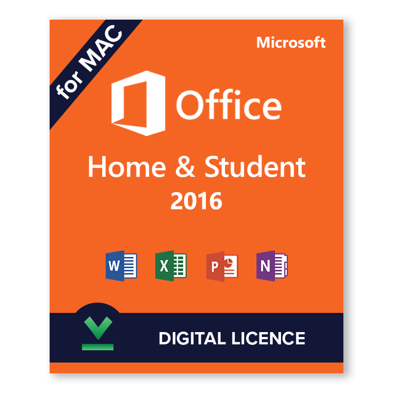 office 2016 home and student mac download