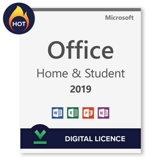 Microsoft Office 2019 Home and Student Licența digitală transferabilă