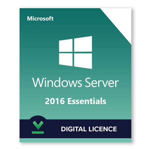 Buy Microsoft Windows Server 2016 Essentials and Download Digital Licence for Small Businesses