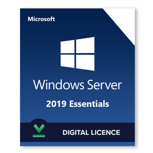 Microsoft Windows Server 2019 Essentials - Digital Licence