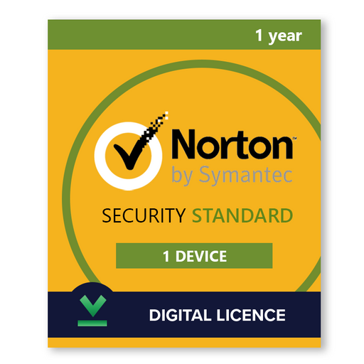 Norton Security Standard 1 Device | 1 Year - Digital Licence