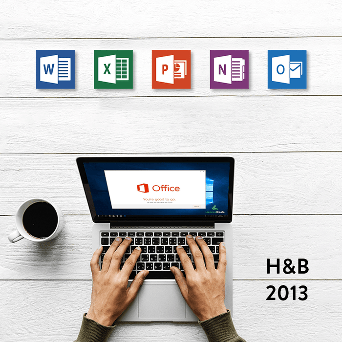 Microsoft Office 2013 Home and Business Digital Licence