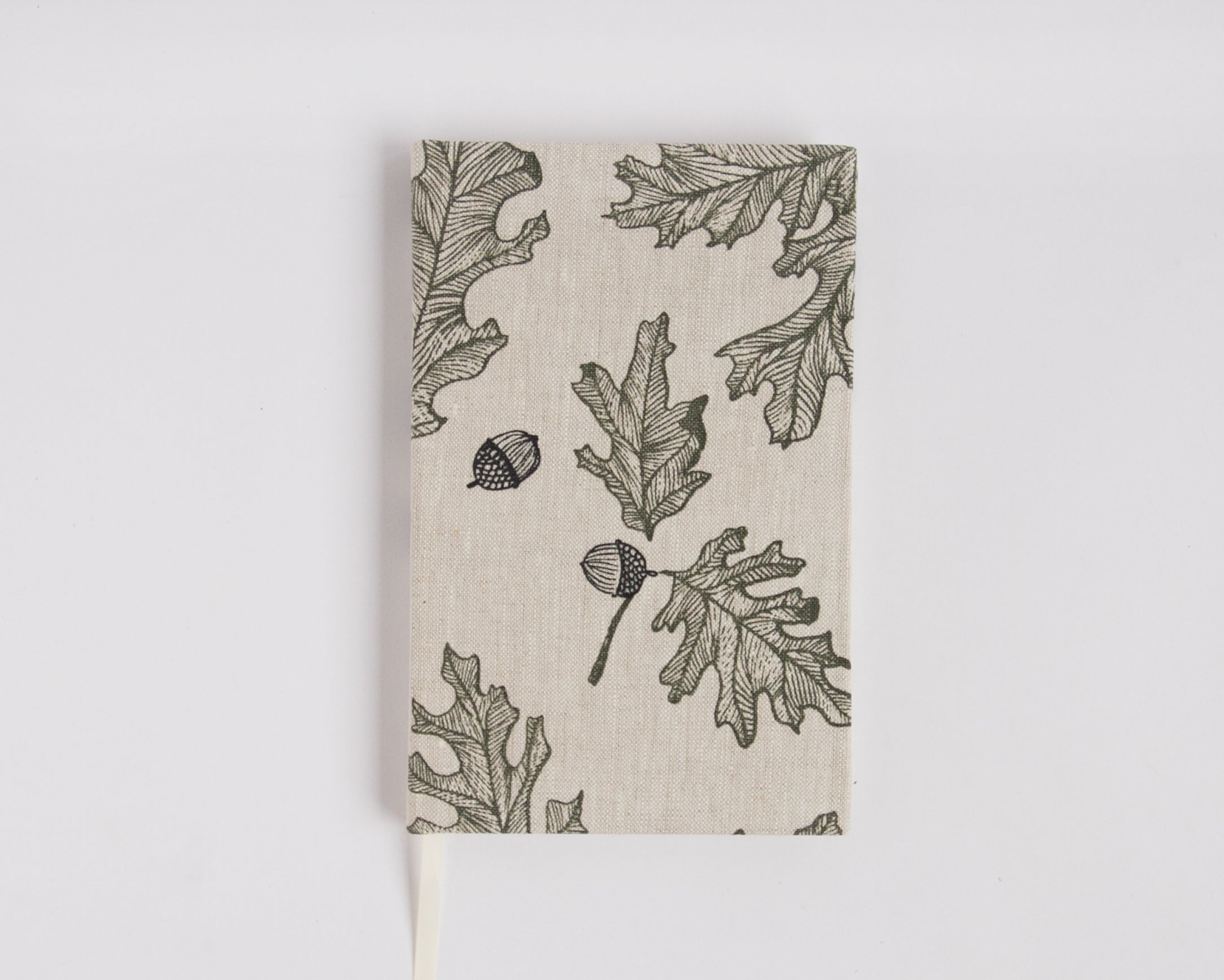 Journal with lined pages - Oak