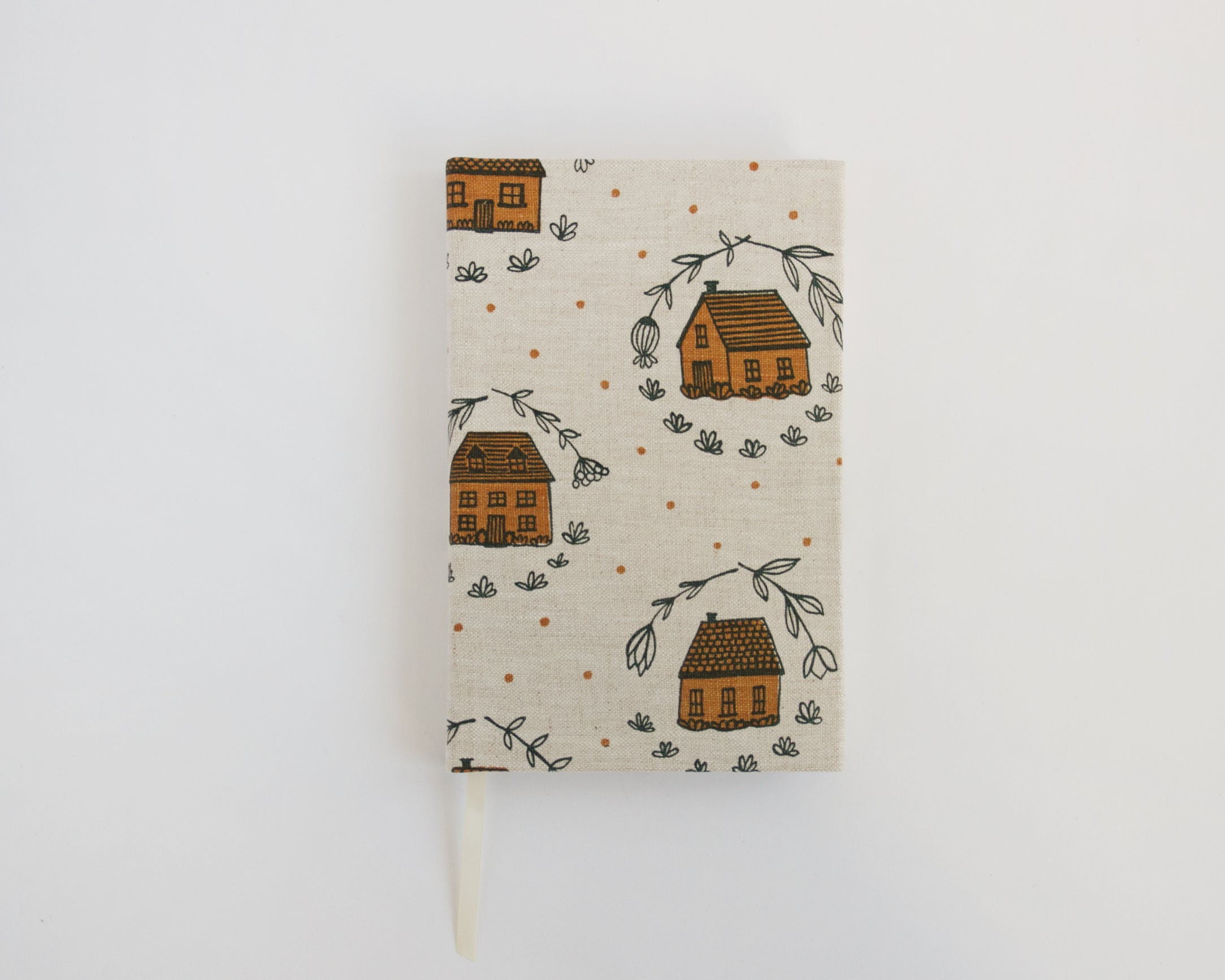 Blank Notebook - Home - Coral