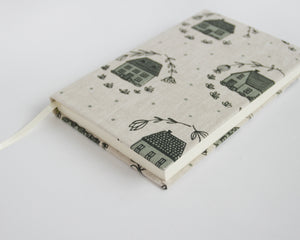 Blank Notebook - Home - Mint