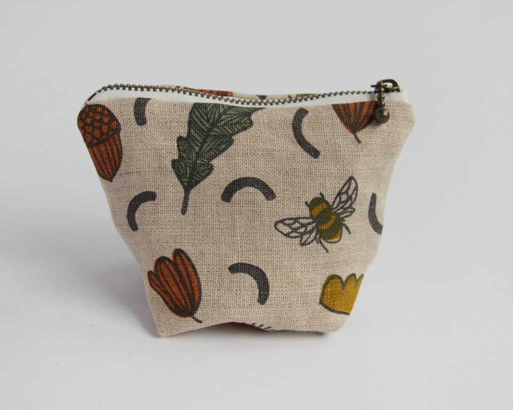 Coin Pouch -Sunny Day - 20% OFF