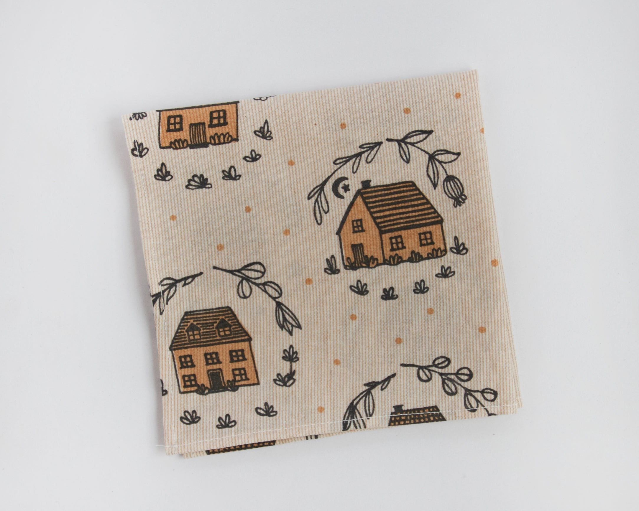 Organic Cotton Handkerchief - Home