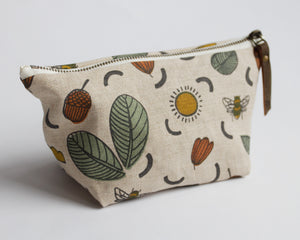 Small Traveler Pouch - Sunny Day - 20% OFF