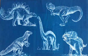 Prehistoric Pack  - Transparencies