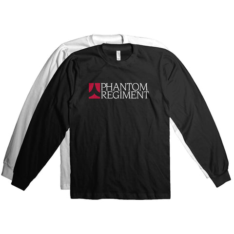 Phantom Regiment Long Sleeve Tee