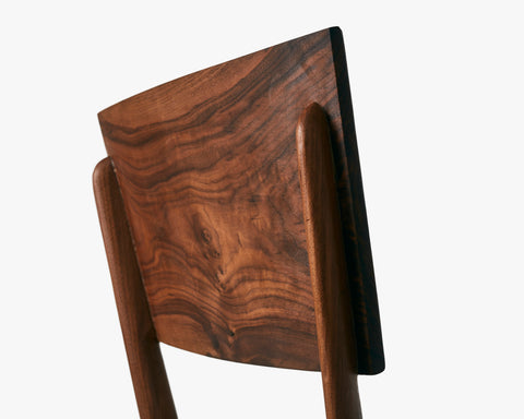 Freya Chair Walnut