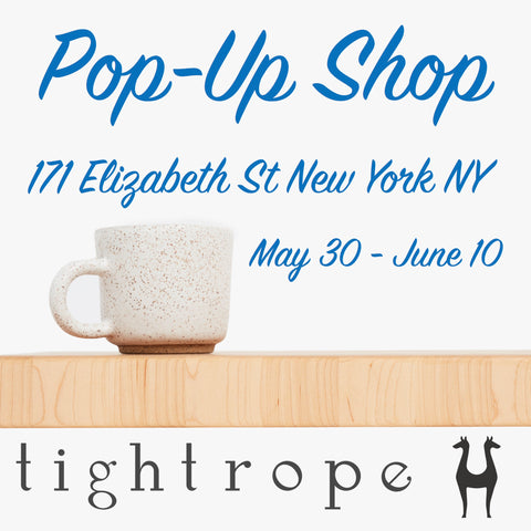 Tightrope Pop-Up Shop