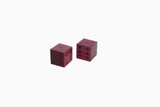 Wooden Dice Purpleheart