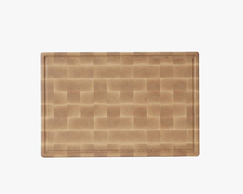 End Grain Cutting Board Large