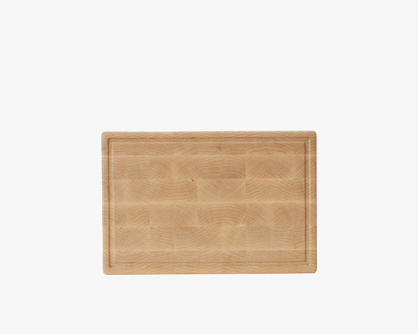 End Grain Cutting Board Small