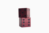 Jumbo Dice Purpleheart