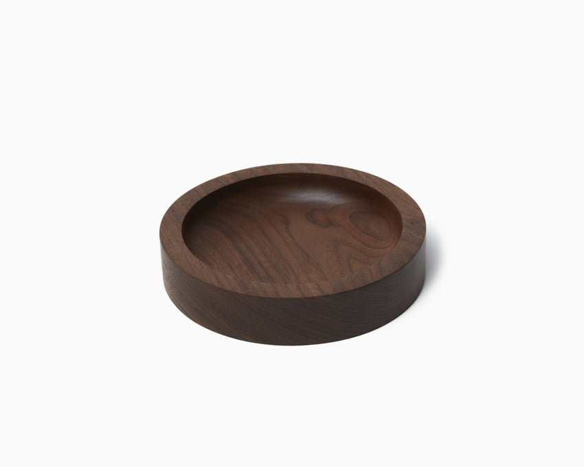 Walnut Wooden Nesting Bowls Medium