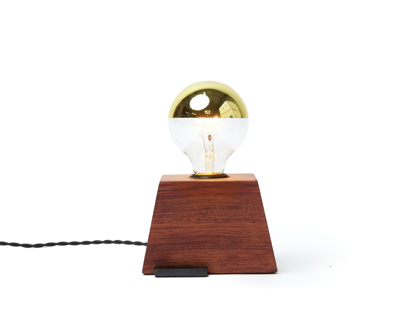 Plank Light Bubinga with Black Cord