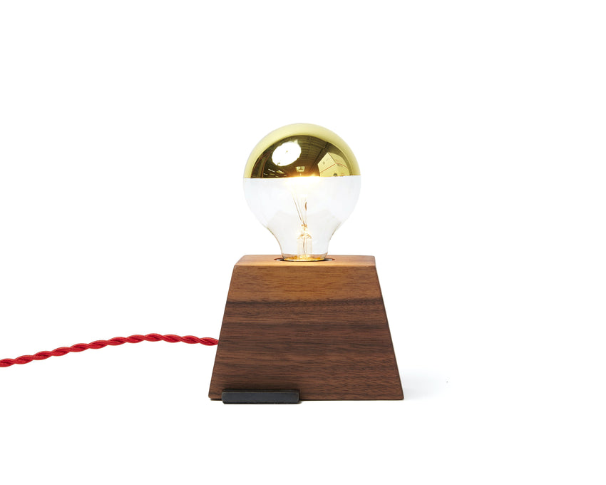 Plank Light Walnut with Red Cord