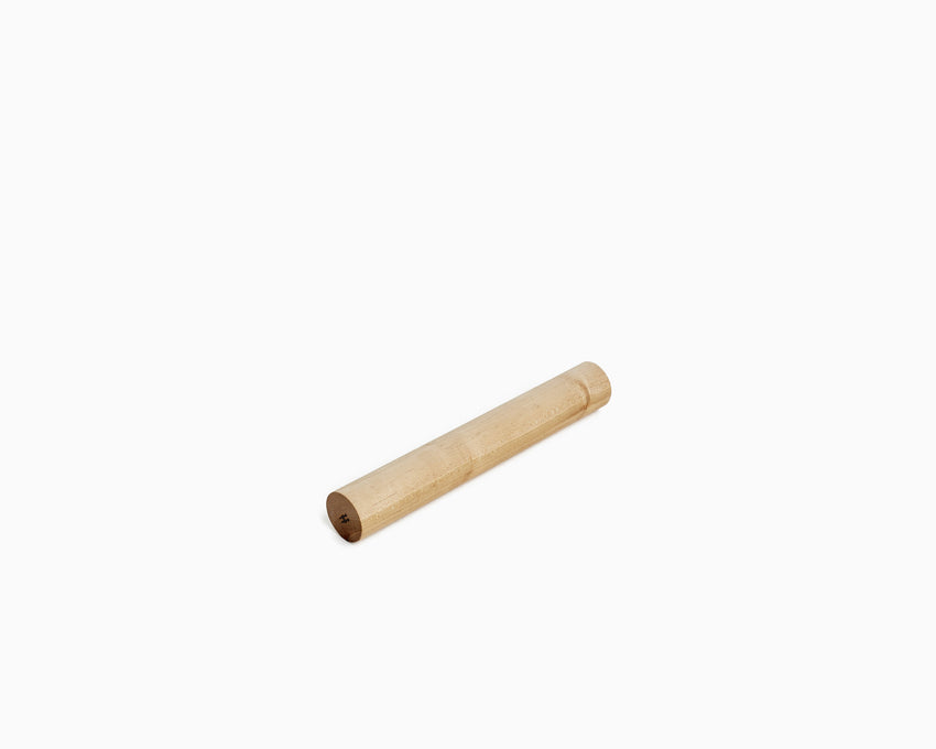 Wooden Rolling Pin Straight Small Maple