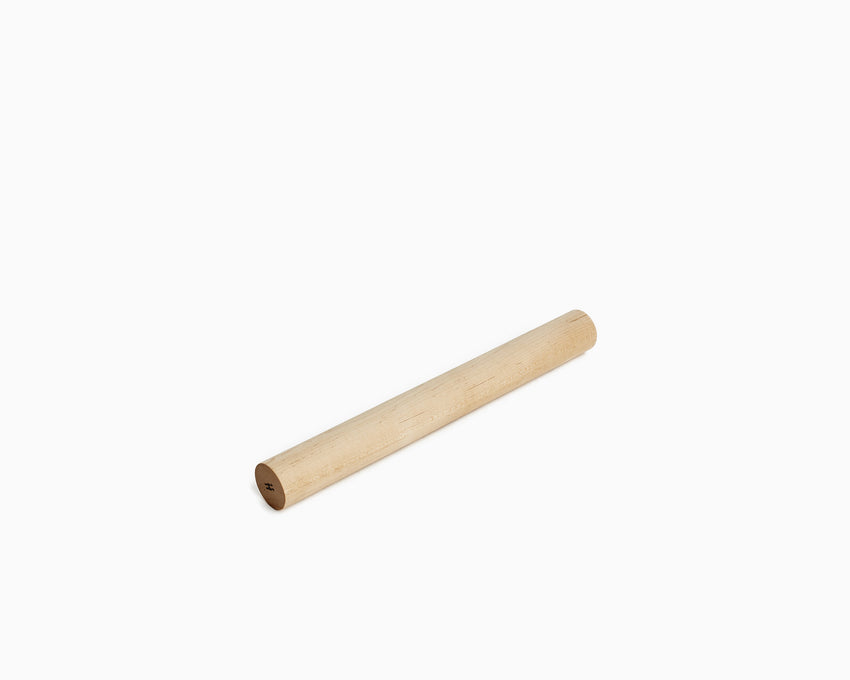 Wooden Rolling Pin Straight Medium Maple