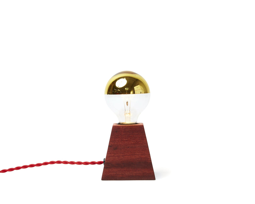 Rook Light Bubinga with Red Cord