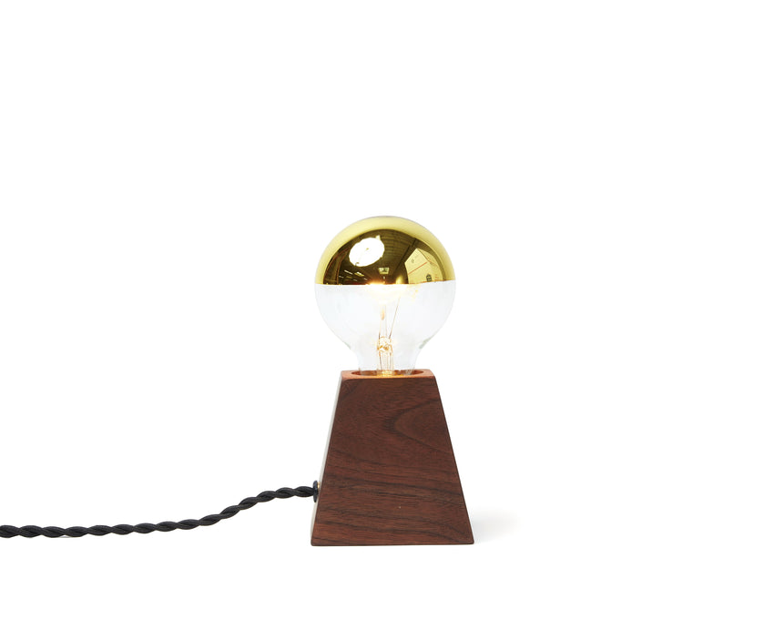 Rook Light Walnut with Black Cord