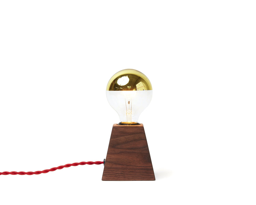 Rook Light Walnut with Red Cord