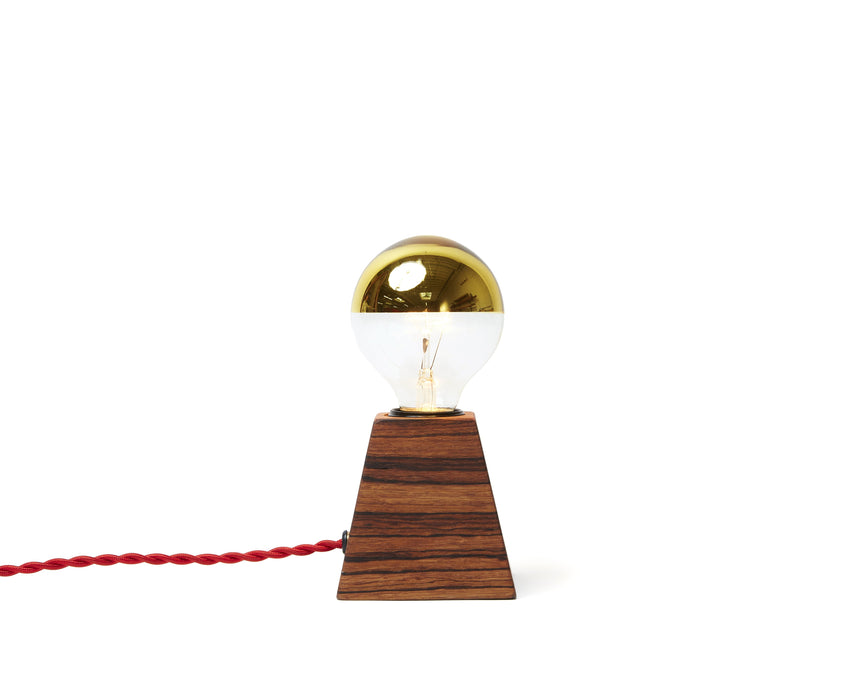 Rook Light Zebrawood with Red Cord