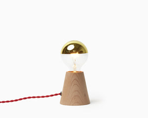Scape Light Maple with Red Cord