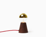 Scape Light Walnut with Red Cord