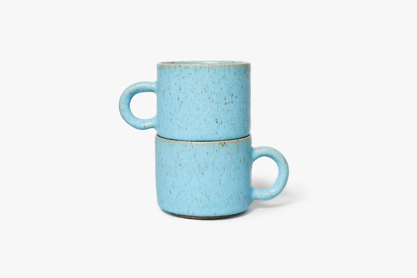 *Limited Edition* Braga Blue Stoneware Mug