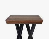 V-Leg End Table