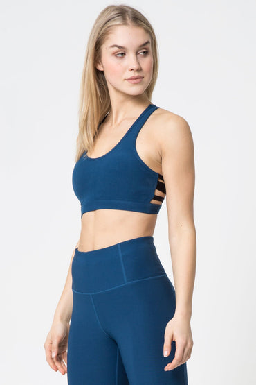 female sports bra