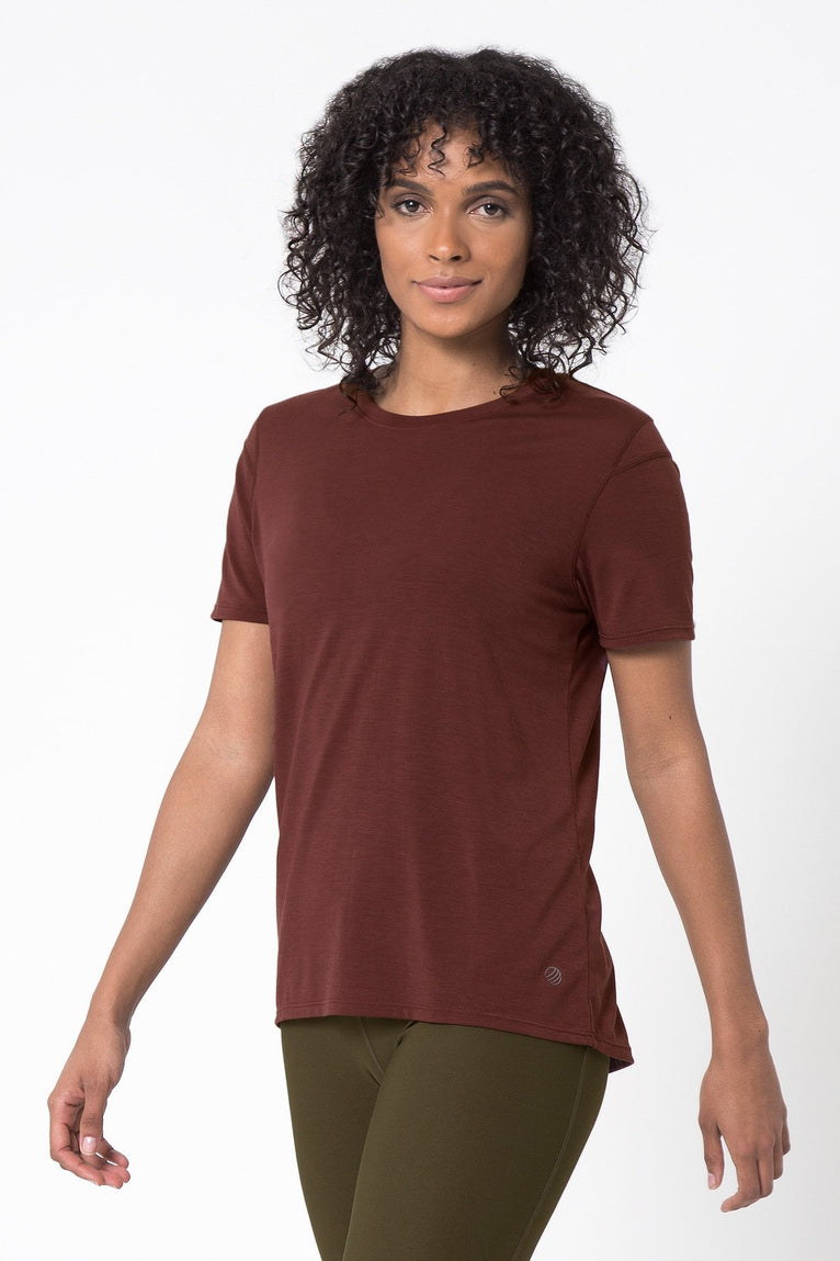 Smithie 2.0 Stink-Free Warrior Knit Tee