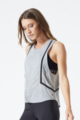 Loaded Performance Cashmere Tank