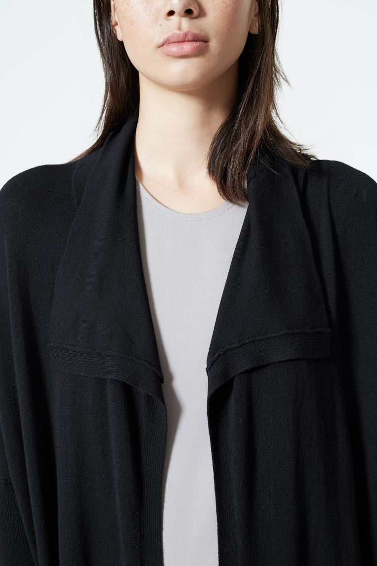 Opus Waterfall Front Cardigan