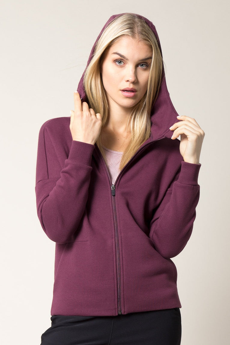 Cozy Up Cottony Fleece Hoodie