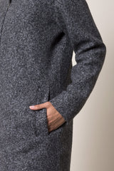 Bon Voyage Active Tweed Long Jacket