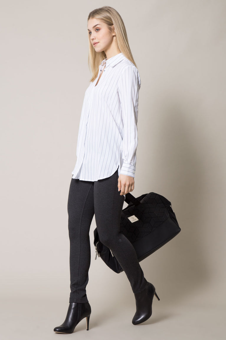Go-Getter Long Dress Shirt